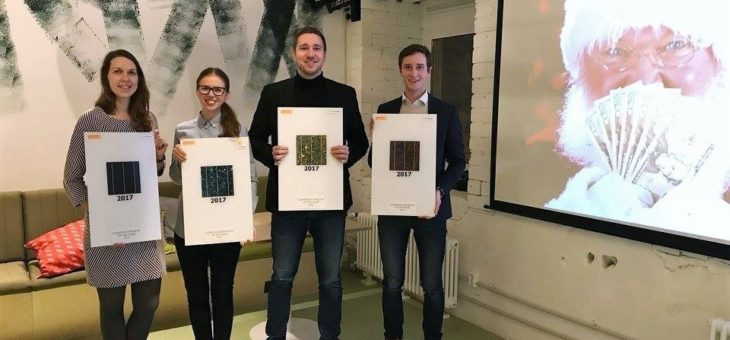 StartMeUp received 'Cleantech Initiative of the Year 2017' price
